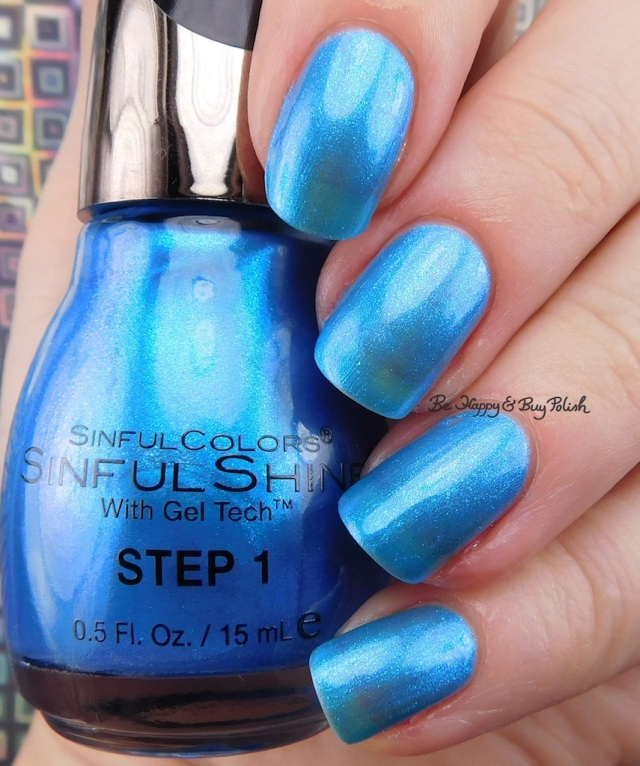 Sinful Colors Bayou Babes Blue Bayou | Be Happy And Buy Polish