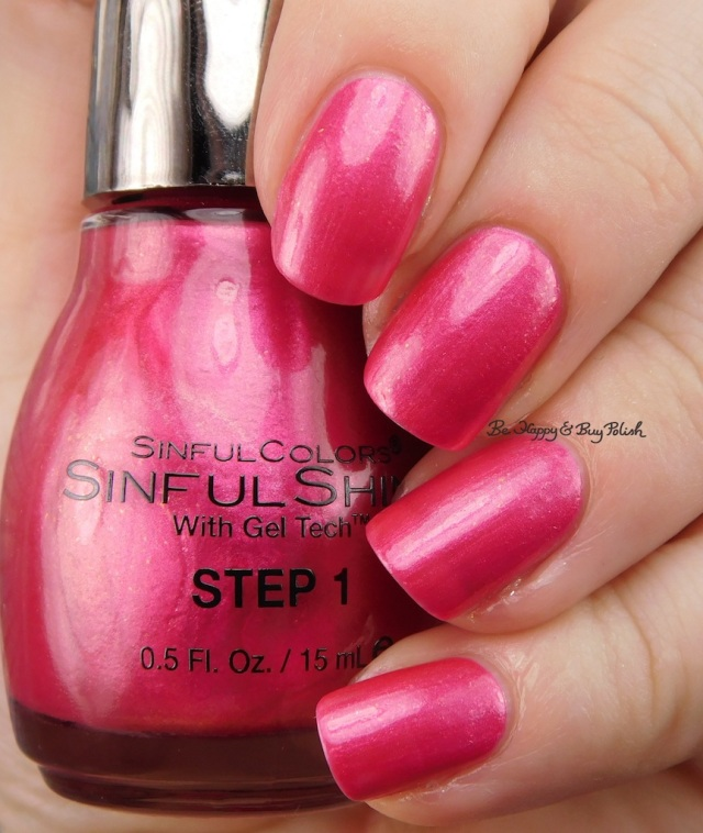 Sinful Colors Bayou Babes Flambeaux Pink | Be Happy And Buy Polish