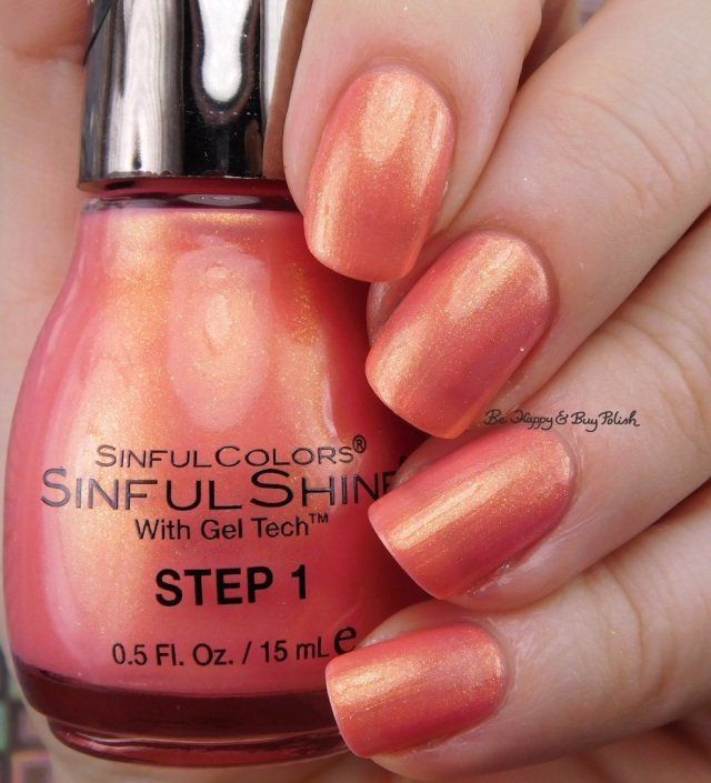 Sinful Colors Bayou Babes I Ain't Jambalayan | Be Happy And Buy Polish