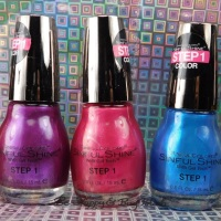 Sinful Colors Bayou Babes nail polish collection swatches + review