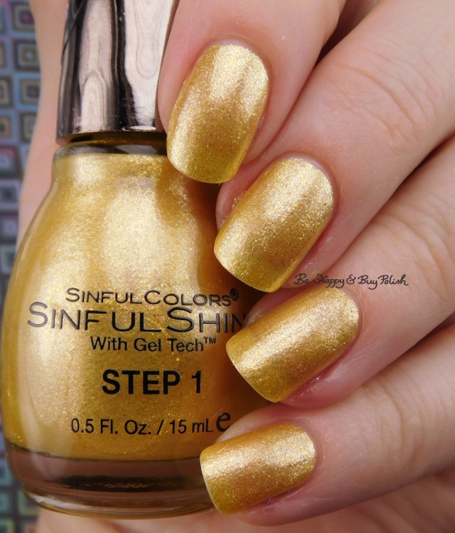 Sinful Colors Bayou Babes Nola Way | Be Happy And Buy Polish