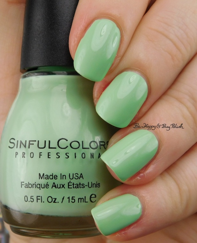 Sinful Colors Cash Out | Be Happy And Buy Polish