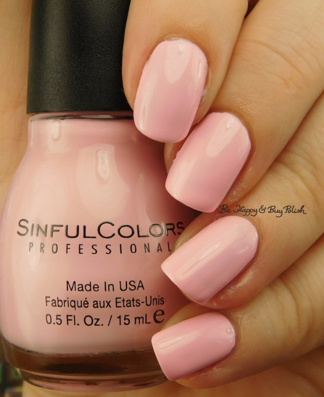 Sinful Colors Chic Chicas Besos for Pesos | Be Happy And Buy Polish