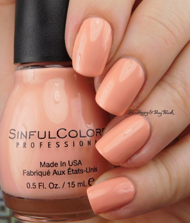 Sinful Colors Chic Chicas Let's Playa | Be Happy And Buy Polish
