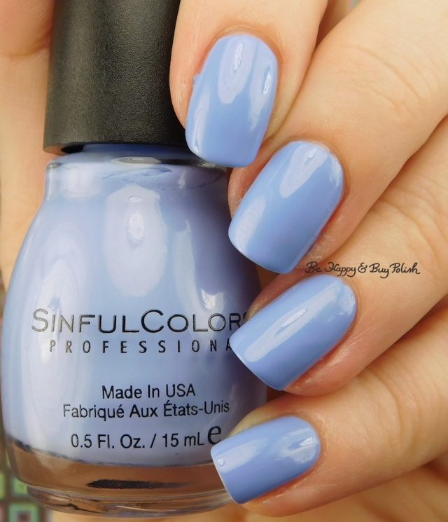Sinful Colors Chic Chicas Vibrant Vida | Be Happy And Buy Polish