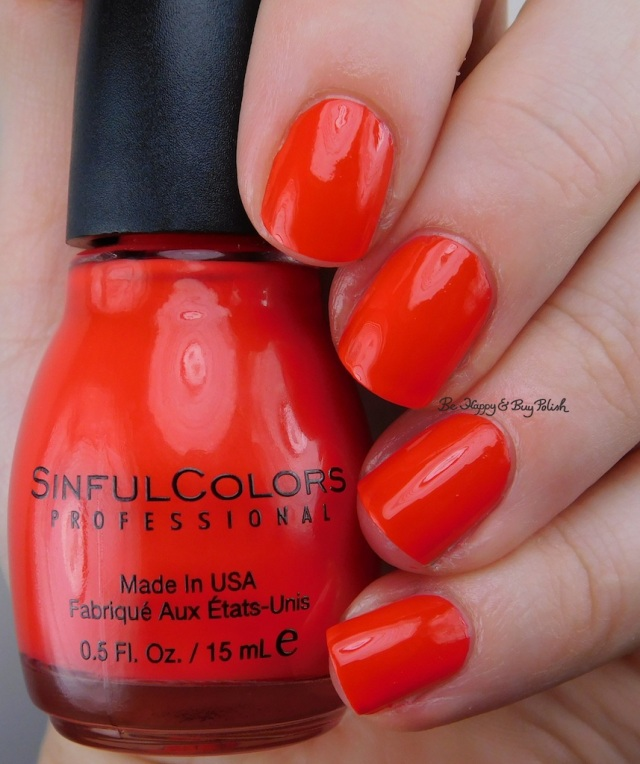 Sinful Colors Clad in Plaid | Be Happy And Buy Polish