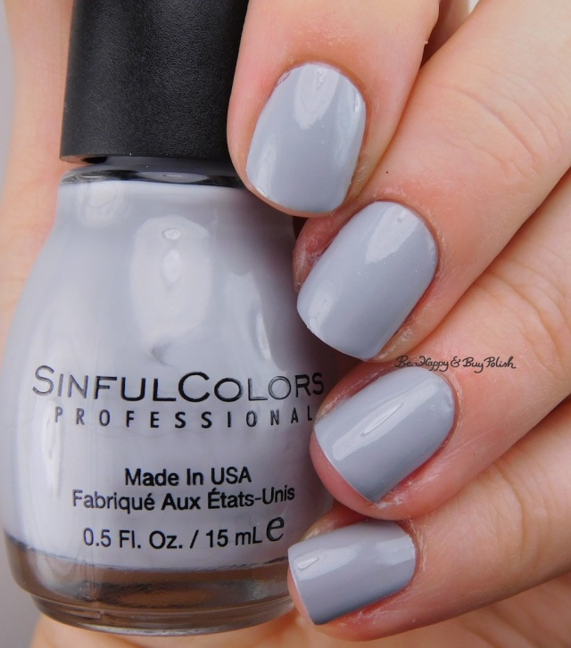 Sinful Colors Cool Credit | Be Happy And Buy Polish