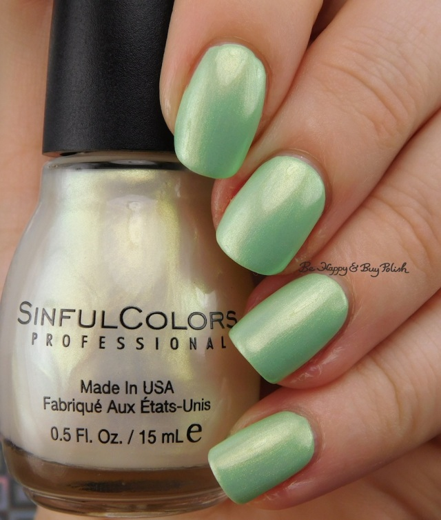Sinful Colors Outta Space over Cash Out | Be Happy And Buy Polish