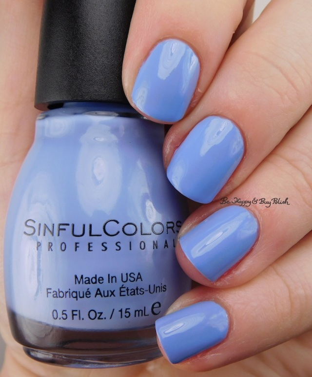 Sinful Colors Rock the Bow | Be Happy And Buy Polish