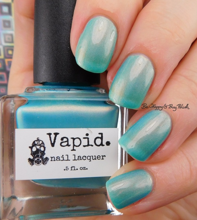 Vapid Lacquer Fish Out of Water | Be Happy And Buy Polish