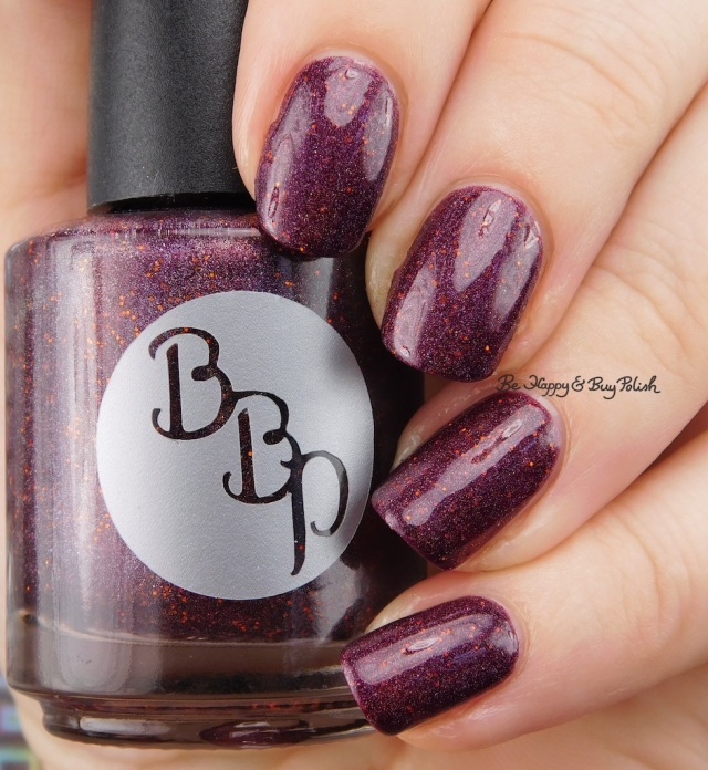 Bad Bitch Polish Wheel of Power Lady of Light | Be Happy And Buy Polish