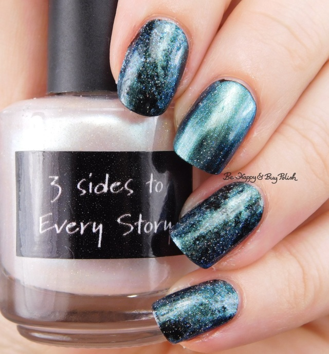 CrowsToes Nail Color 3 Sides to Every Story | Be Happy And Buy Polish