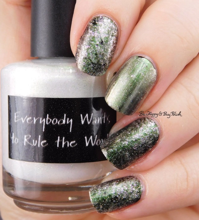 CrowsToes Nail Color Everybody Wants to Rule the World | Be Happy And Buy Polish
