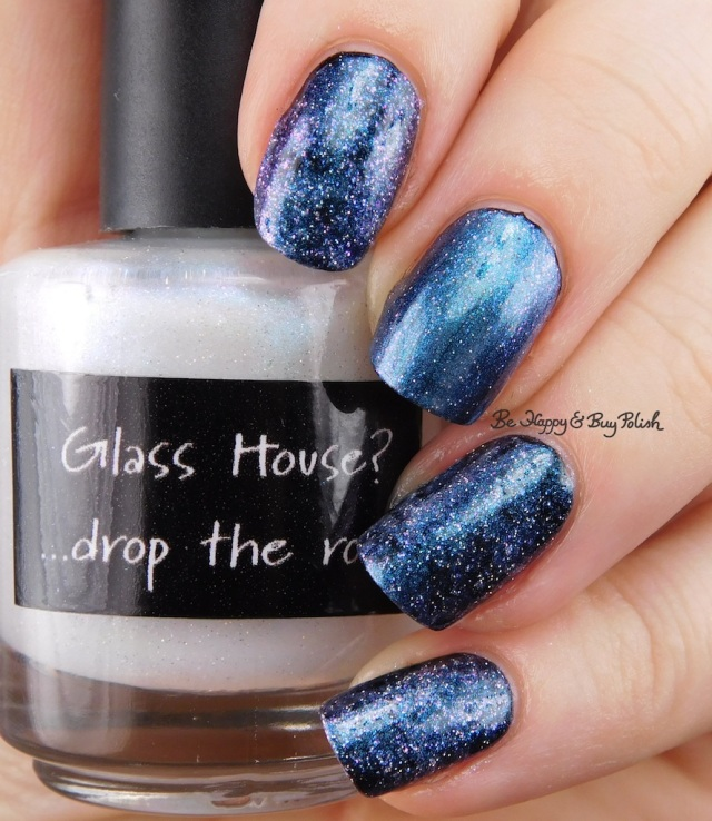 CrowsToes Nail Color Glass House drop the rock | Be Happy And Buy Polish