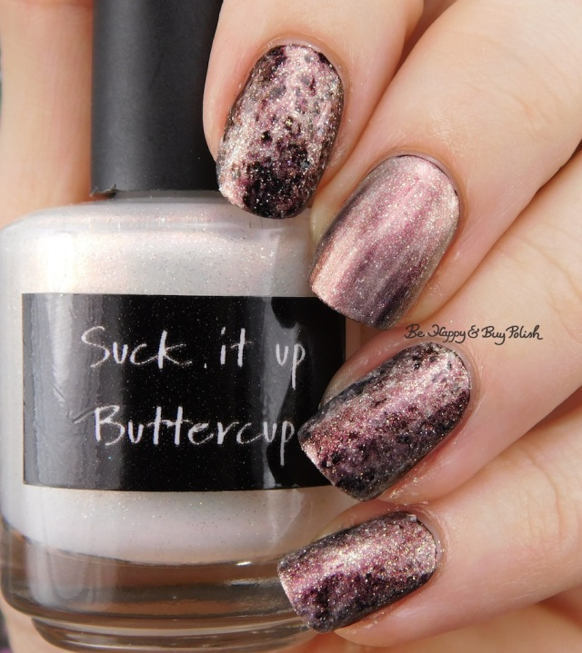 CrowsToes Nail Color Suck it up Buttercup | Be Happy And Buy Polish
