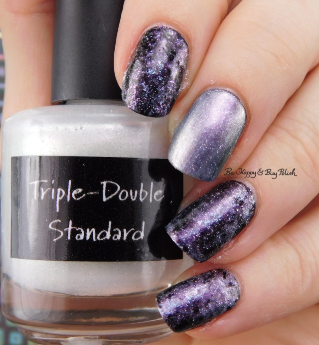 CrowsToes Nail Color Triple-Double Standard | Be Happy And Buy Polish