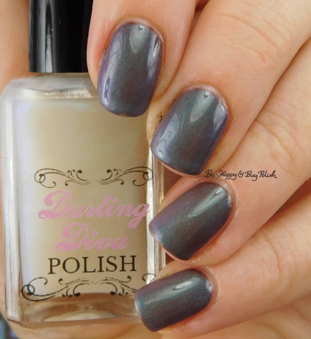 Darling Diva Polish Kelpie Pee over brown | Be Happy And Buy Polish