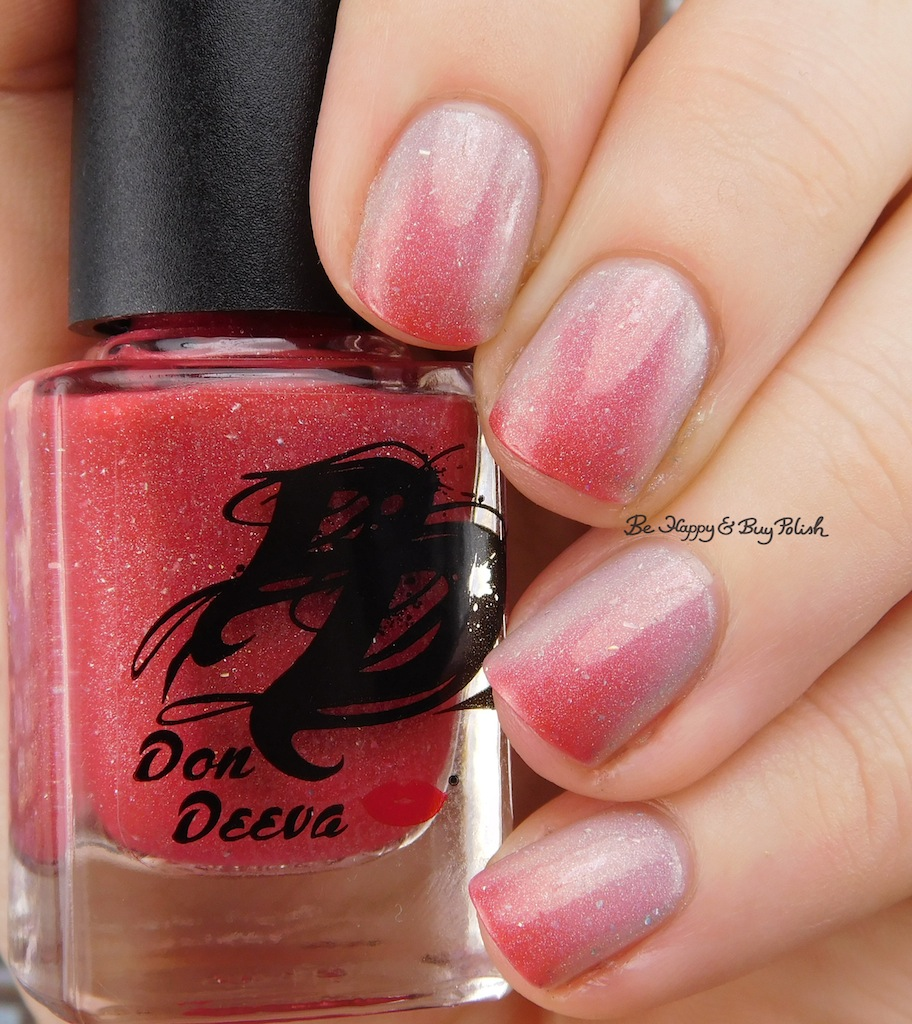 Don Deeva Varnish Acid Crush swatch + review | Be Happy ...