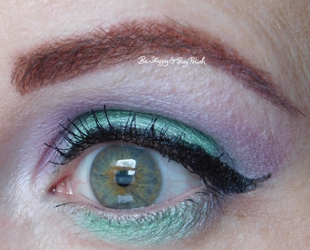 EOTD with Glamour Doll Eyes lovesick, Coquette, Mackinac, 'Til Death | Be Happy And Buy Polish