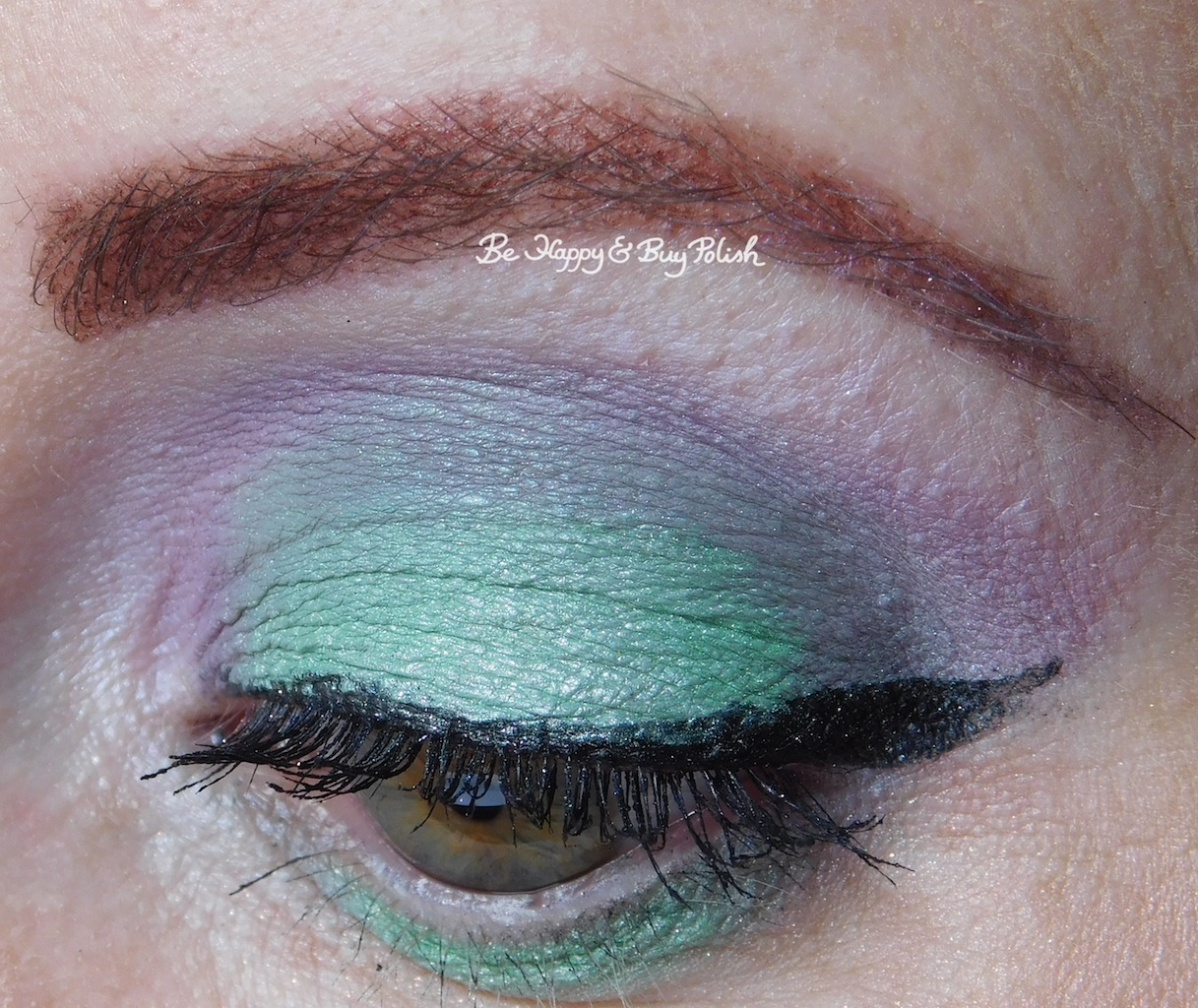 Makeup With Glamour Doll Eyes Eyeshadows And Profusion Lip