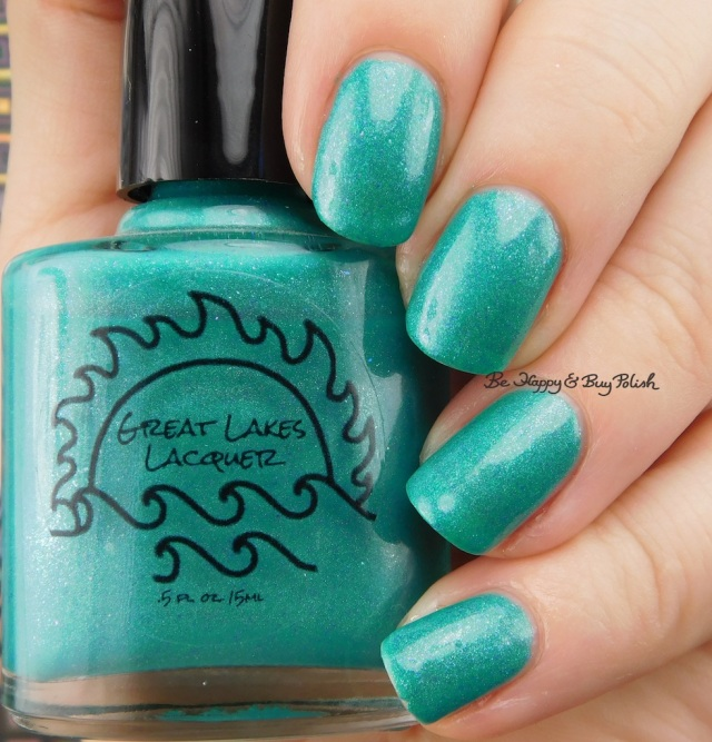 Great Lakes Lacquer The Quick-Witted Comedian | Be Happy And Buy Polish