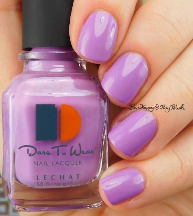 Le Chat Dare to Wear Butterflies | Be Happy And Buy Polish