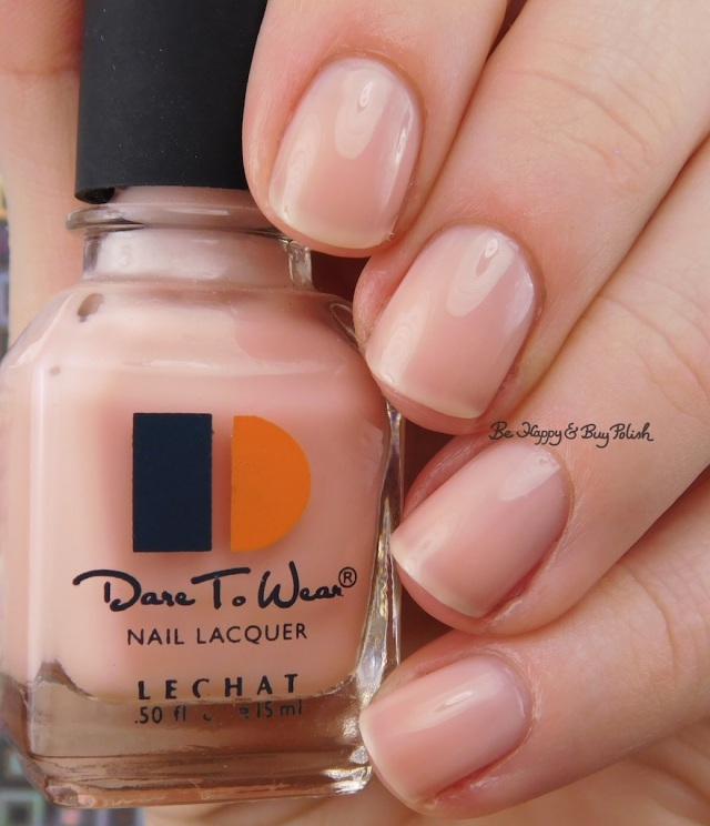 Le Chat Dare to Wear Pink Ribbon | Be Happy And Buy Polish