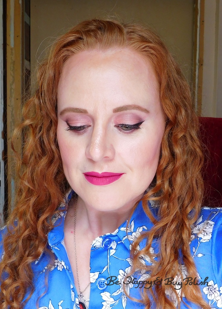 Makeup Look With Wet N Wild Photo Focus Foundation Shell