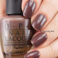 OPI You Don't Know Jacques and Malaga Wine swatches + review