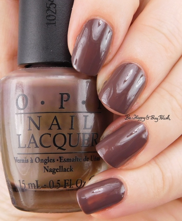 OPI You Don't Know Jacques | Be Happy And Buy Polish