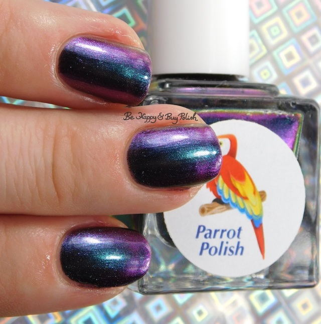 Parrot Polish Northern Sky Lights low light | Be Happy And Buy Polish