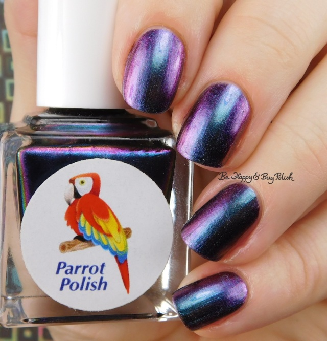 Parrot Polish Northern Sky Lights | Be Happy And Buy Polish
