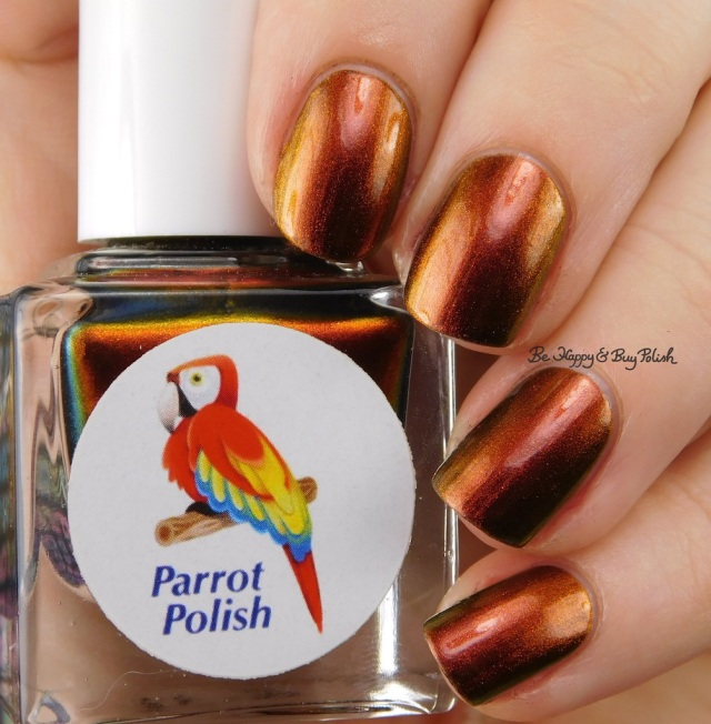 Parrot Polish Phoenix Rising | Be Happy And Buy Polish