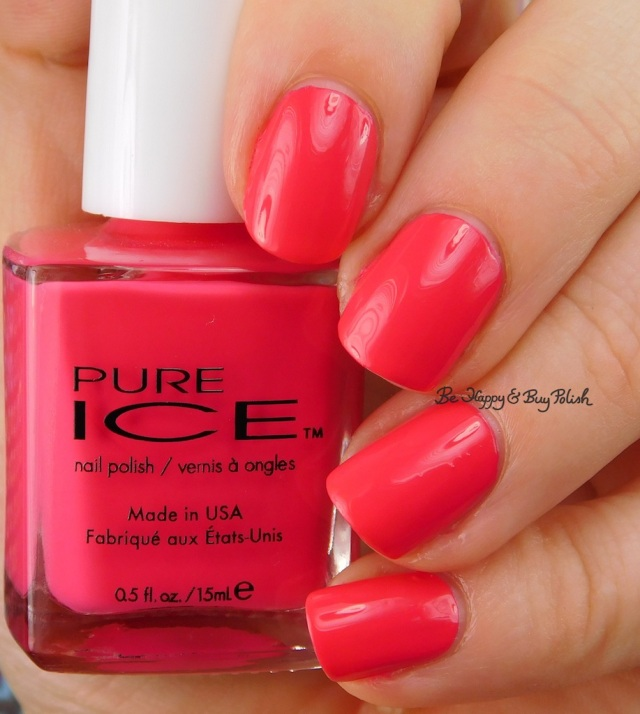 Pure Ice Head to Meadow Flirt Alert | Be Happy And Buy Polish