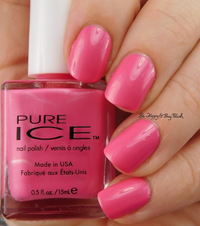Pure Ice Head to Meadow Peony | Be Happy And Buy Polish
