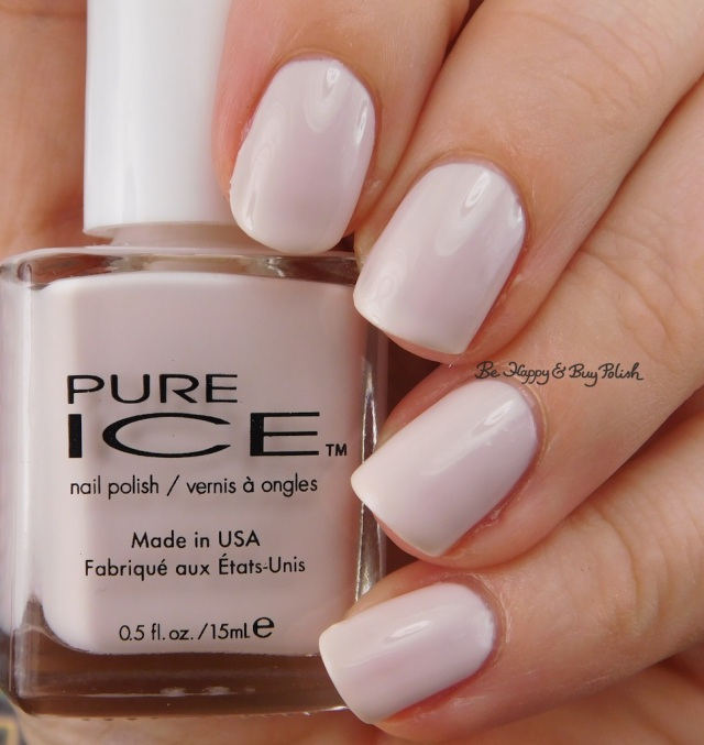 Pure Ice Head to Meadow Shell Pink | Be Happy And Buy Polish