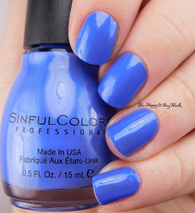 Sinful Colors Deep End | Be Happy And Buy Polish