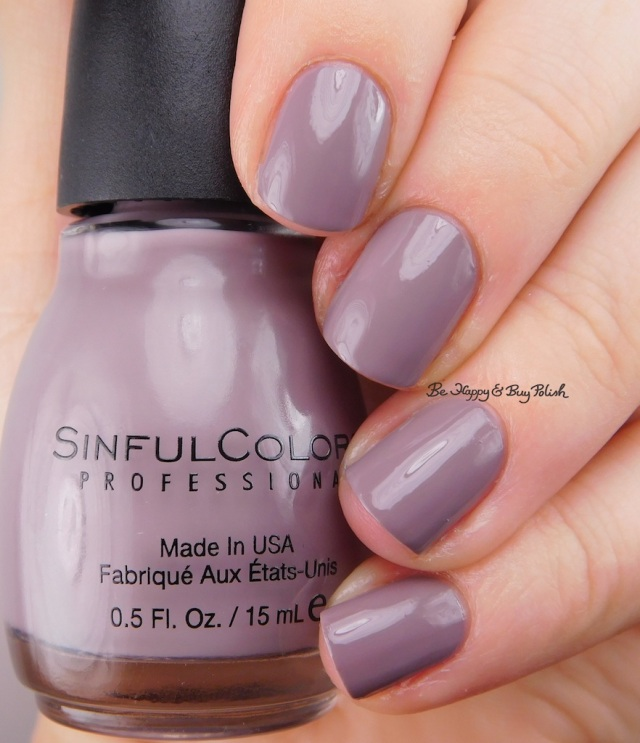 Sinful Colors So Daupe! | Be Happy And Buy Polish