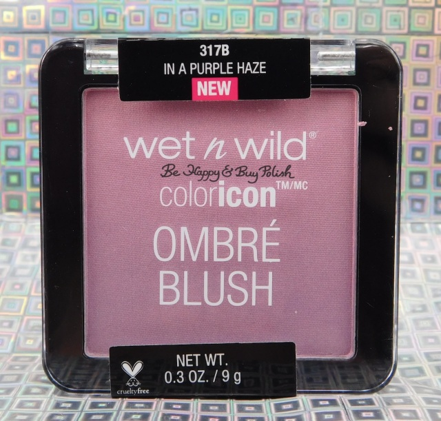 Wet N Wild In a Purple Haze ColorIcon Ombre Blush | Be Happy And Buy Polish