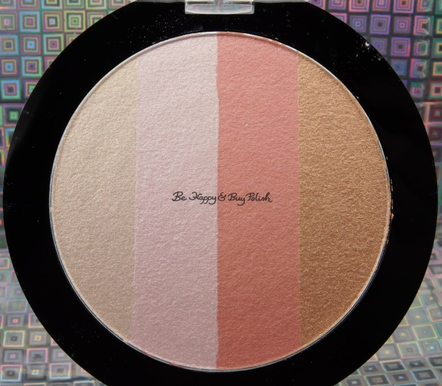 Wet N Wild MegaGlo Illuminating Palette Catwalk Pink | Be Happy And Buy Polish