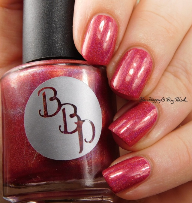 Bad Bitch Polish Ruby Rhod | Be Happy And Buy Polish