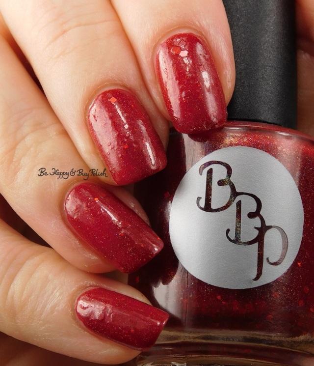Bad Bitch Polish Ruby Slipper | Be Happy And Buy Polish