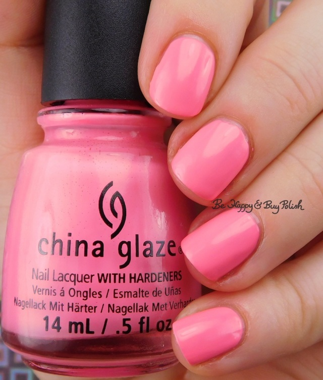 China Glaze Float On | Be Happy And Buy Polish