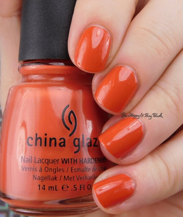 China Glaze Life Preserver | Be Happy And Buy Polish