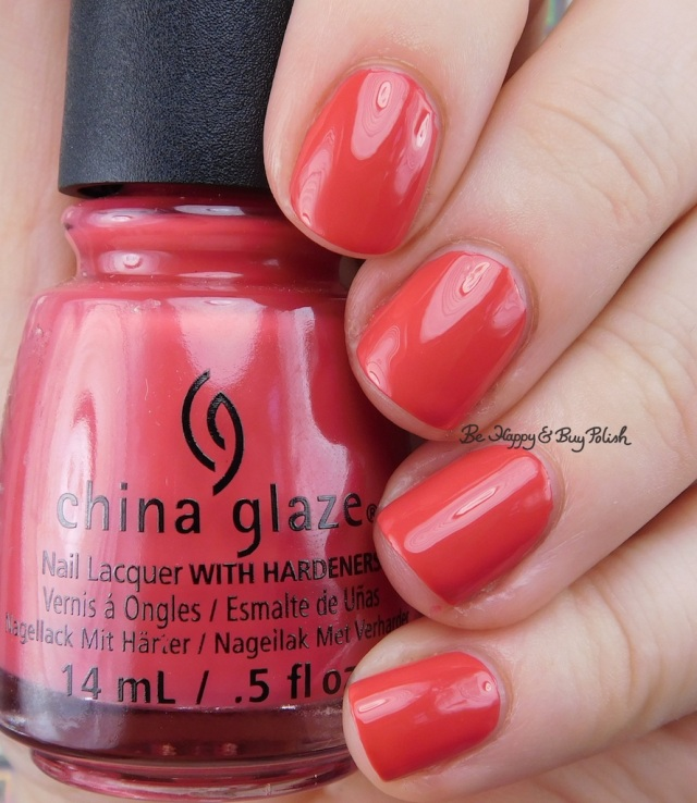 China Glaze Passion for Petals | Be Happy And Buy Polish