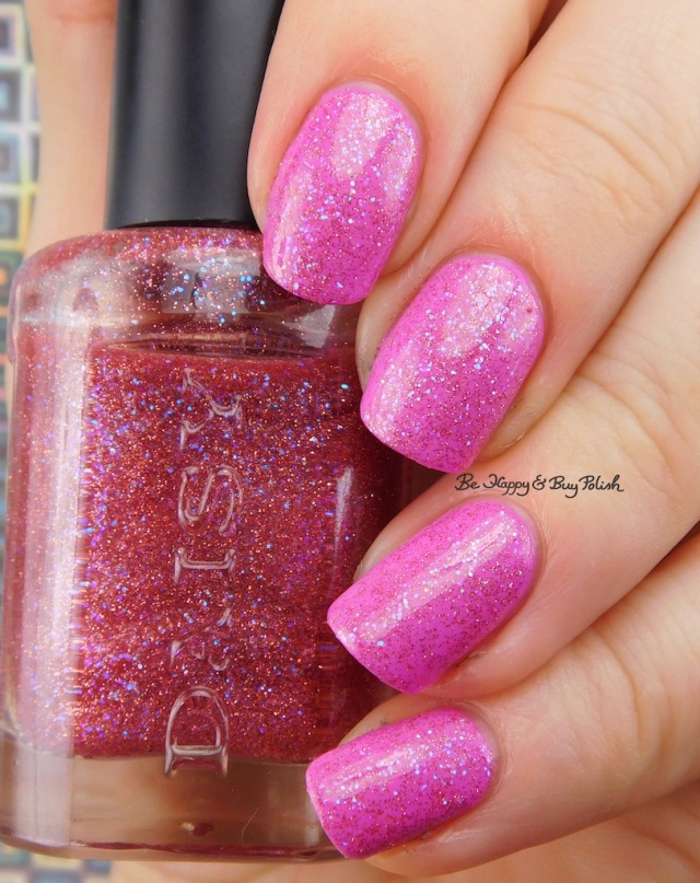 Daisy Forgotten Pink over Purple Pride | Be Happy And Buy Polish