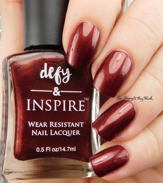 defy and inspire For Those About to Frock | Be Happy And Buy Polish