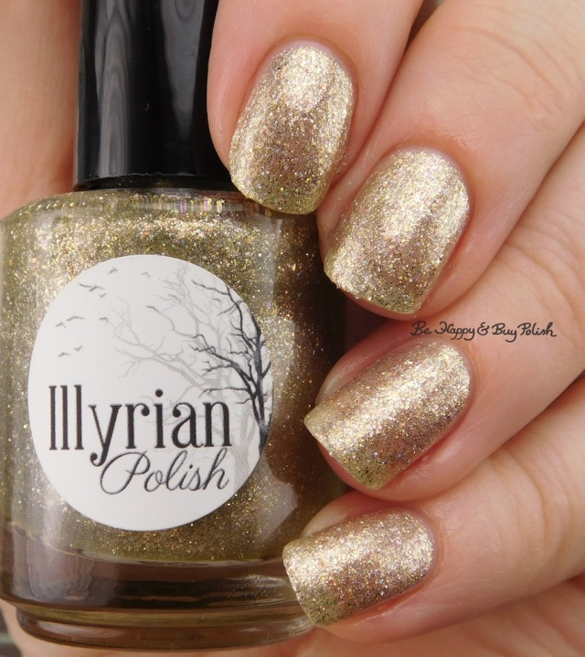 Illyrian Polish Bring on the Bubbly! | Be Happy And Buy Polish