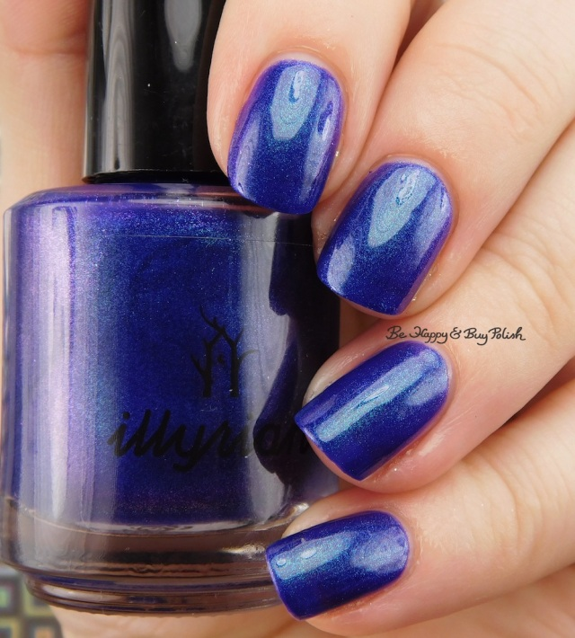 Illyrian Polish Space Oddity | Be Happy And Buy Polish