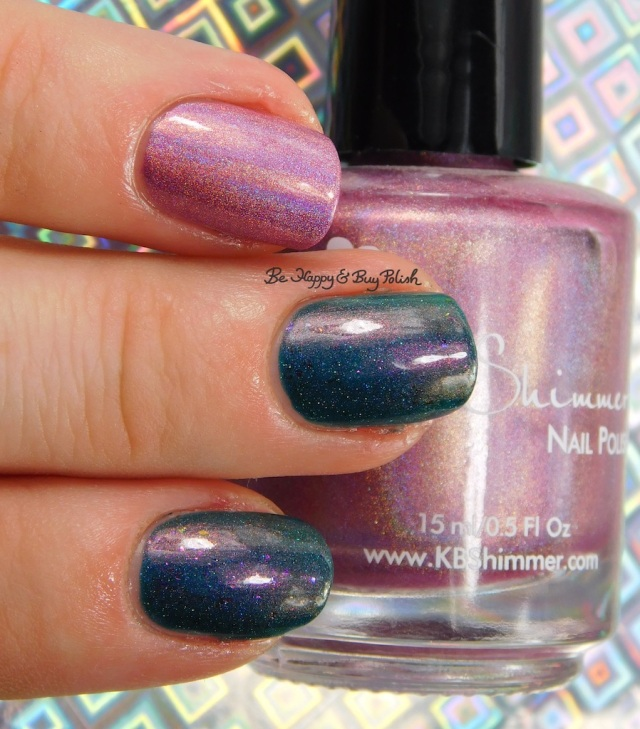 KBShimmer Peony Pincher, Tonic Nail Polish Guardians of the Tower | Be Happy And Buy Polish